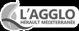 Logo agglo hérault